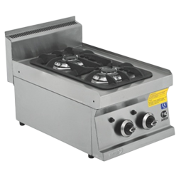 2 Burner Gas Range-s