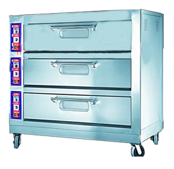 Electric Deck Oven - 1-s