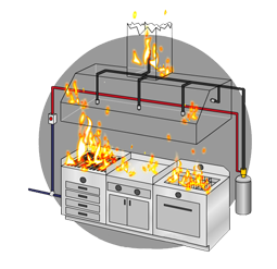 Fire Suppession System